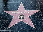 Sandra Bullock Hollywood Star — Stock Photo