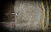 Vintage wood wall texture. — Stock Photo