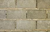 Fondo de textura de pared de ladrillo antiguo. — Foto de Stock