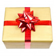 Gift box for new year concept. — Stock Photo