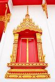 Portes de temple de Thaïlande. — Photo