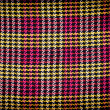 Colorful fabric texture background. - Stock Photo