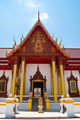 Thailand temple. — Foto Stock
