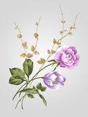 Flower bouquet 004 — Stock Photo