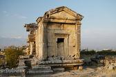 Necropolis of Hierapolis — Stock Photo