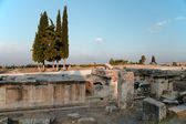 Necropolis of Hierapolis — Stock Photo