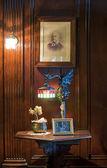 Henry Mill Pellat's Bedroom(Detail) — 图库照片