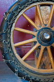 Automobile Wheel — Stock Photo