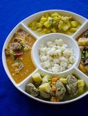 Traditional Peruvian Food — Stock Photo