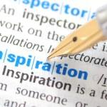 Inspiration - Dictionary Series — Stock Photo