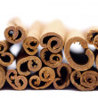 Stock Photo: Sticks of cinnamon