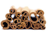 Sticks of cinnamon — Stock Photo
