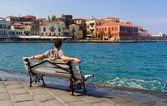 Greece vacations — Stock Photo