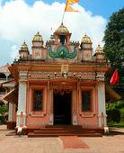 Hindu temple. Goa.India — Stock Photo