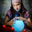 Stock Photo: Fortune-teller