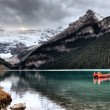 Stock Photo: Lake Louise Glacier