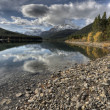 Rocky Mountains Kananaskis Alberta — Stock Photo #8101473