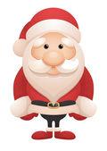 Cute Santa — Stock Vector