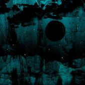 Dark grunge background — Stock Photo
