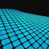 Tridimensional background — Stock Photo