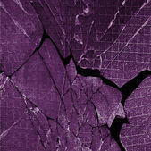 Purple concrete grunge — Stock Photo