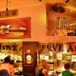 Stock Photo: Inside Hard Rock Cafe London