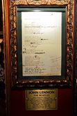 Museum of the Hard Rock Cafe London — ストック写真