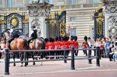 Queen's Guards — Fotografia Stock