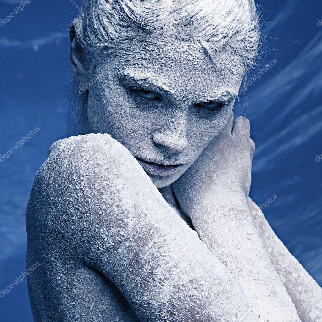 Сонник голый на морозе 16 фотография