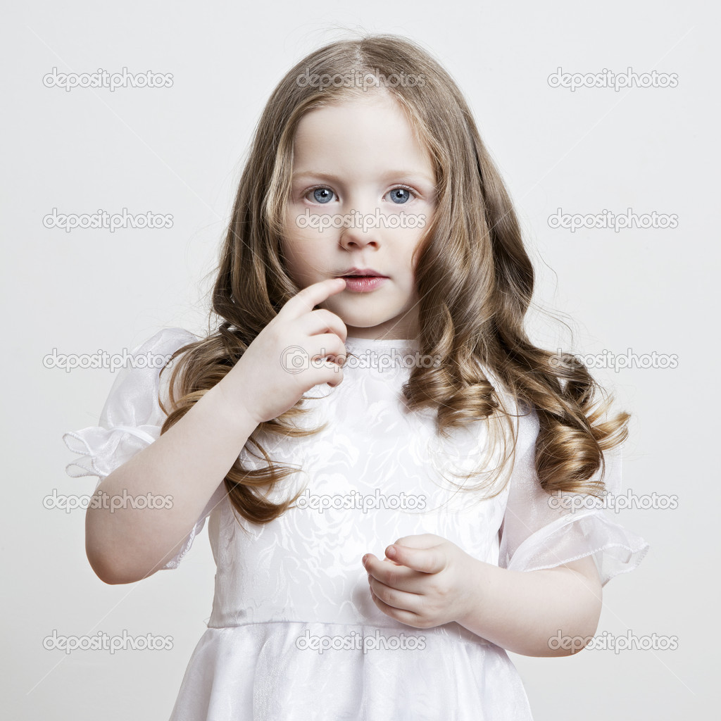 Рот маленькой девочки 24 фотография