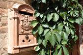 Old mailbox — Stock Photo