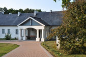 Krasinski Mansion in Zloty Potok, Poland — Stock Photo