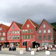 Bergen wooden houses — Stock Photo #8386129