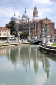 Basilica of Santa Justina, Padua — Stock Photo