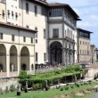 Stock Photo: Uffizi Gallery in Florence, Italy