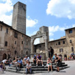 San Gimignano, Italy - Stock Photo