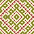 Cтоковый вектор: Ethnic slavic seamless pattern#16