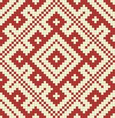 Ethnic slavic seamless pattern#14 — Stock Vector