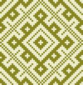 Ethnic slavic seamless pattern#15 — Stock Vector