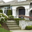 Home Entrance during Spring — Stock Photo #10126628