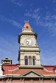 ビクトリア カナダの市役所の上部 — ストック写真