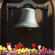 Memorial Bell in Victoria Canada — Stock Photo