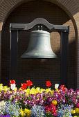 Bell memorial à victoria au canada — Photo