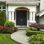 Front Door to Home — Stock Photo #10722824