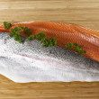 Stock Photo: Fish Fillets
