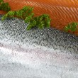 Stock Photo: Fresh Fish Fillets