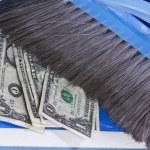 Money Wasted — Stock Photo #8606933
