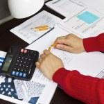 Tax Frustration — Stock Photo