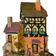 Stock Photo: Miniature house