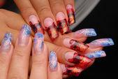 Manicures — Stock Photo